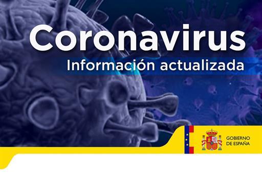 Coronavirus. Información actualizada