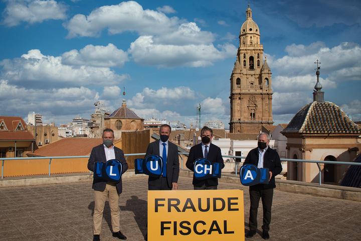 Presentación del Plan de Prevención y Lucha contra el Fraude Fiscal