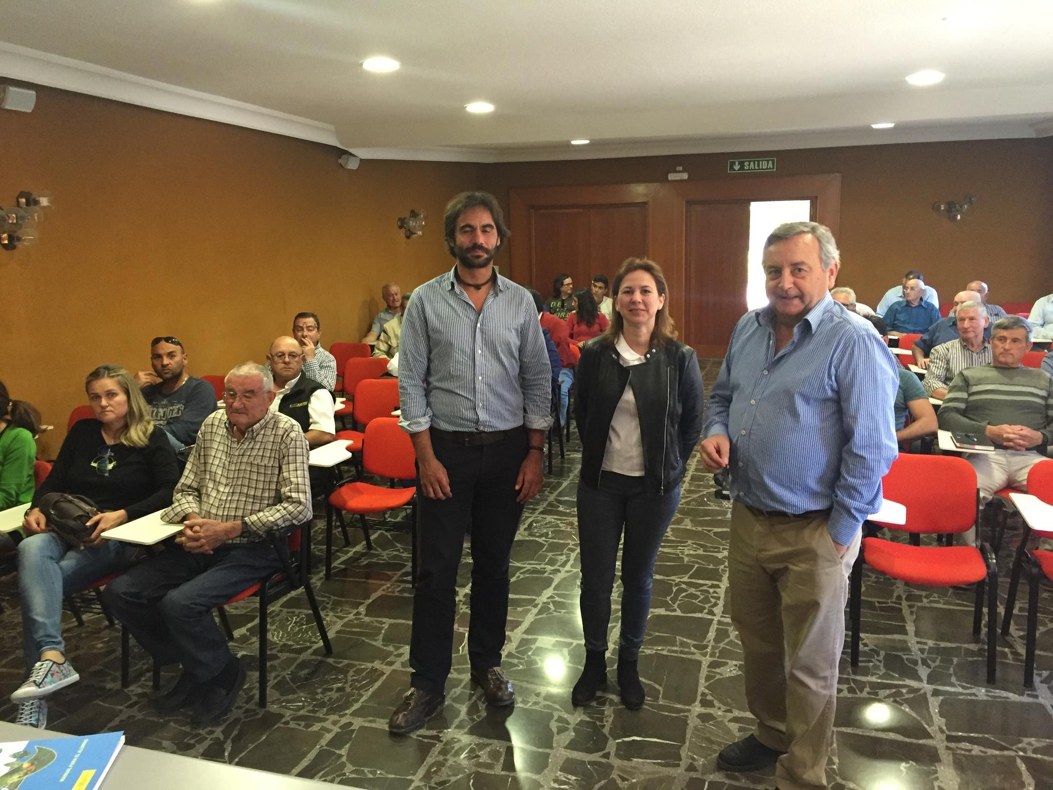 Curso de productos fitosanitarios en el cifea for Servicio tecnico murcia