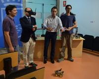 Presentación de prototipos en la segunda edición del 'Murcia MakersFest'