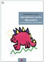 """Portada de """"Aprendemos con los dinosaurios : proyecto desarrollado para Educación Infantil"""""""