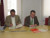 Firma del convenio marco de colaboración entre la Consejería de Presidenecia y Fundación de Desarrollo Sostenible