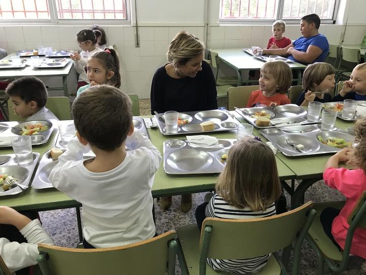 CARM.es - El \'Plan de calidad de comedores escolares ...